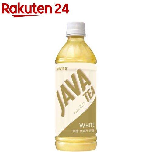 大塚食品 ジャワティー ホワイト ペット 500ml×24本 [3802]