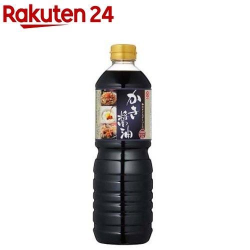 マルキン忠 かき醤油 和のオイスターソース 1L [0809]