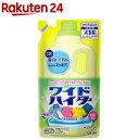 ワイドハイター 漂白剤 詰め替え(720ml)【ワイドハイタ