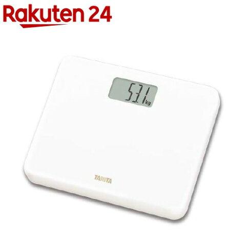 タニタ デジタルヘルスメーター ホワイト HD-660-WH(1台)【タニタ(TANITA)】