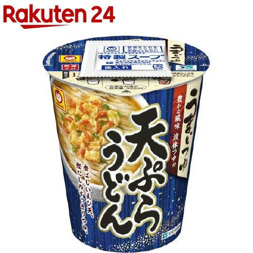 東洋水産 うまいつゆ 天ぷらうどん 12個