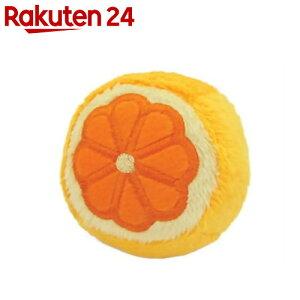 ペッツルート フルーツ オレンジ ぬいぐるみ