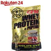 ゴールドジム ホエイプロテイン ダブルチョコレート風味 2kg【楽天24】[ゴールドジム ホエイプロテイン プロテイン]