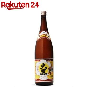 大黒 芋焼酎 25度 1.8L
