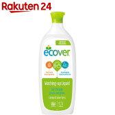 エコベール(Ecover) 食器用洗剤 レモン 1000ml【楽天24】[Ecover エコベール 食器用洗剤]