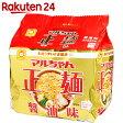 マルちゃん正麺 醤油味 5食入【楽天24】[マルちゃん ラーメン]