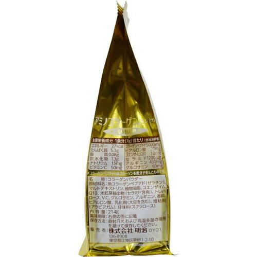 Amino Collagen Meiji Premium Dạng Bột 214g - CLG008