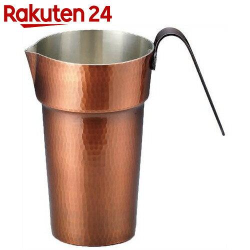 ダンチュウ 純銅チロリ2合 DA-19[ダンチュウ(dancyu) ちろり]