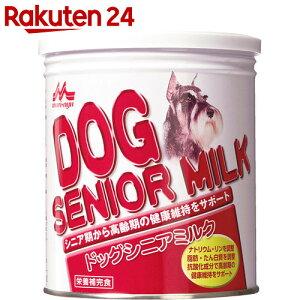 ドッグシニアミルク
