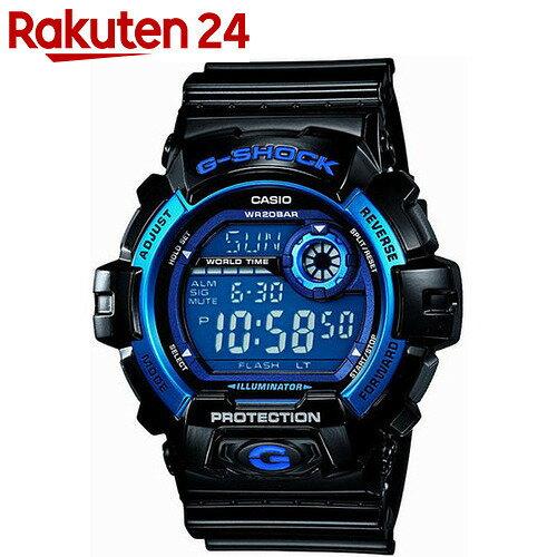 カシオ 腕時計 G-SHOCK ブルー G-8900A-1JF[G-SHOCK(Gショック) 腕時計]