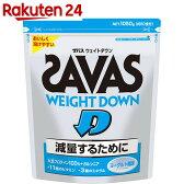 ザバス ウェイトダウン ヨーグルト風味 1050g【楽天24】[ザバス(SAVAS) 大豆プロテイン]