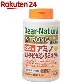 ディアナチュラ ストロング 39種アミノマルチビタミン&ミネラル 100日分 300粒【楽天24】[ディアナチュラ アミノ酸]【MEN_PICKUP】【イチオシ】