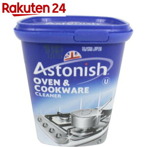 アストニッシュ オーブン クリーニング ペースト クレンザー