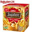 カルビー Jagabee(じゃがビー) バターしょうゆ味 90g×12箱【楽天24】【ケース販売】[ジャガビー スナック菓子]【ca12cp】【ca10da】