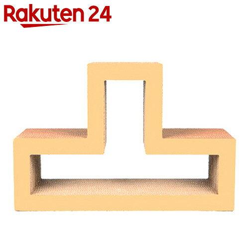 KATRIS(キャトリス) KATRISシェイプ シェイプT(ティー) PTKT003【24】[KATRIS(キャトリス) 猫爪とぎ(爪磨き)]