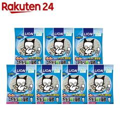 【ケース販売】ニオイをとる紙の猫砂7L×7個