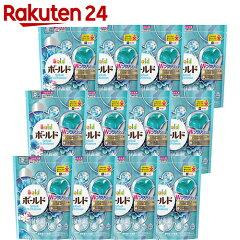 【ケース販売】ボールドジェルボールWプラチナプラチナホワイトリーフの香り詰替用18個入×12個