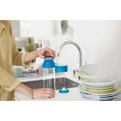 ブリタ浄水機能付き携帯ボトルフィル&ゴー(0.6L)ブルーBJ-GBL5枚目