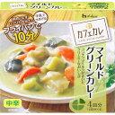 ハウス食品 カフェカレ マイルドグリーンカレー 54g【販売:食べモール】【楽ギフ_包装選択...
