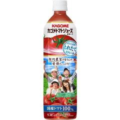 期間限定 国産トマトとれたてストレート!カゴメ トマトジュース900g×12 ケース売り送料240...