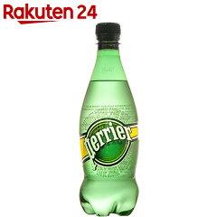 ペリエ炭酸水500ml×24本ペットボトル(並行輸入品)