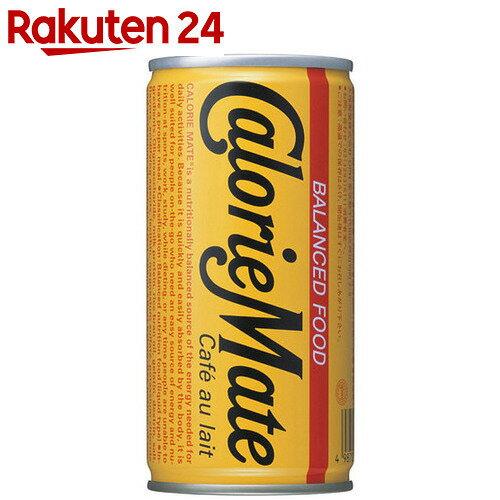 カロリーメイト 缶 カフェオレ味 200ml×30本【24】[大塚製薬 カロリーメイト バランス栄養食品]