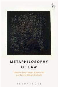 Metaphilosophy of Law【電子書籍】