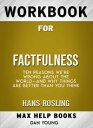 Workbook for Factfulness: Ten Reasons We're Wrong About the World-- and Why Things Are Better Than You Think (Max-Help Books)【電子書籍】[ Dan Young ]