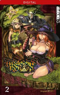 洋書, FAMILY LIFE & COMICS Dragons Crown 02 ATLUS