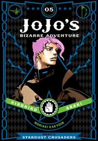 洋書, FAMILY LIFE & COMICS JoJos Bizarre Adventure: Part 3--Stardust Crusaders, Vol. 5 Hirohiko Araki