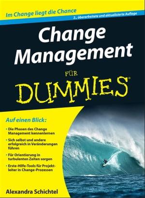 洋書, BUSINESS & SELF-CULTURE Change Management f?r Dummies Alexandra Schichtel