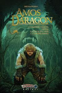 Amos Daragon T4-5-6La mal?diction de Freyja, La tour d'El-Bab, La col?re d'Enki【電子書籍】[ Bryan Perro ]