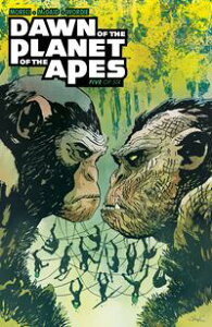 Dawn of the Planet of the Apes #5【電子書籍】[ Michael Moreci ]