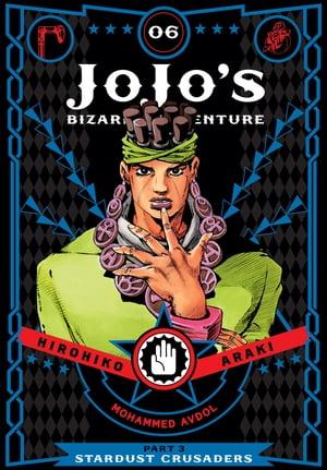 洋書, FAMILY LIFE & COMICS JoJos Bizarre Adventure: Part 3--Stardust Crusaders, Vol. 6 Hirohiko Araki