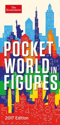 洋書, FAMILY LIFE & COMICS Pocket World in Figures 2017 The Economist