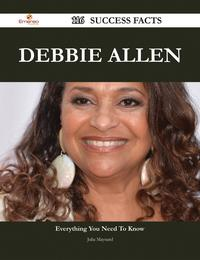 Debbie Allen 116 Success Facts - Everything you need to know about Debbie Allen【電子書籍】[ Julia Maynard ]