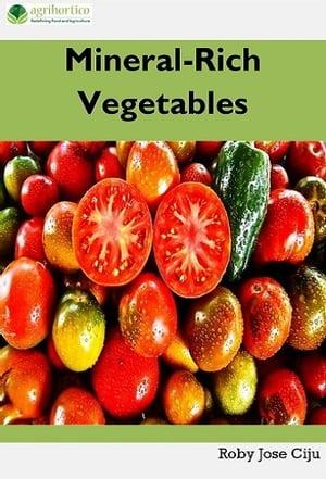 洋書, FAMILY LIFE & COMICS Mineral-Rich Vegetables Roby Jose Ciju