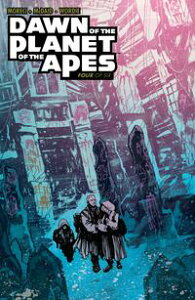 Dawn of the Planet of the Apes #4【電子書籍】[ Michael Moreci ]