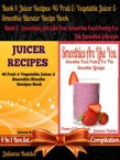 60 Cleanse Recipes: Healthy Green Recipes With Fruits & VeggiesBest Cleanse Recipes For High Speed Ninja Blenders【電子書籍】[ Juliana Baldec ]