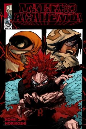 洋書, FAMILY LIFE & COMICS My Hero Academia, Vol. 16Red Riot Kohei Horikoshi