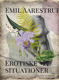 Erotiske situationer【電子書籍】[ Emil Aarestrup ]