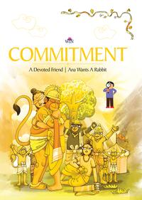 CommitmentA Devoted Friend Ana Wants A Rabbit【電子書籍】[ Blue Orb ]