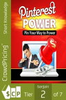 Pinterest power: Discover How YOU Can Use Pinterest To Drive HUGE Traffic Before Your Competitors Do!【電子書籍】[ David Brock ]