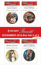 Harlequin Presents November 2016 - Box Set 2 of 2The Italian's Christmas Child\Married for the Italian's Heir\Snowbound with His Innocent Temptation\Unwrapping His Convenient Fiancee【電子書籍】[ Lynne Graham ]