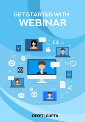 洋書, BUSINESS & SELF-CULTURE Get Started With Webinar Deepti Gupta