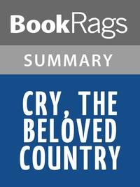 Cry, the Beloved Country by Alan Paton l Summary & Study Guide【電子書籍】[ BookRags ]