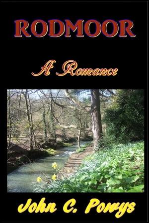 洋書, FICTION & LITERTURE Rodmoor John Cowpers Powys