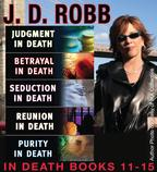 J.D. Robb THE IN DEATH COLLECTION Books 11-15【電子書籍】[ J. D. Robb ]