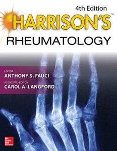 Harrison's Rheumatology, 4E【電子書籍】[ Anthony S. Fauci ]