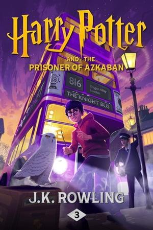 洋書, BOOKS FOR KIDS Harry Potter and the Prisoner of Azkaban J.K. Rowling